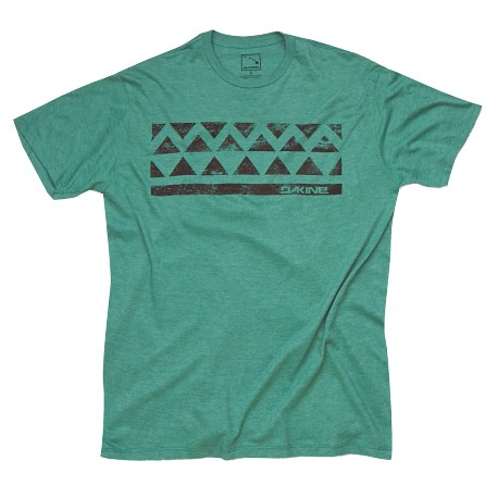 DAKINE TEETH KELLY HEATHER T-SHIRT