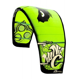 WAINMAN HAWAII MANIAC 2.0 - GREEN EDITION