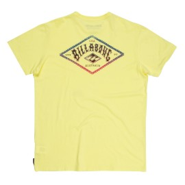 BILLABONG Arched T-Shirt Dust Yellow