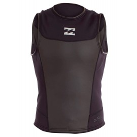 BILLABONG Foil Vest 2/2mm Black
