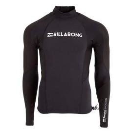 BILLABONG Furnace Layer Neo Long Sleeve Top black