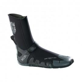 XCEL Infiniti Round Toe Neopren Boots Schuhe 5mm black