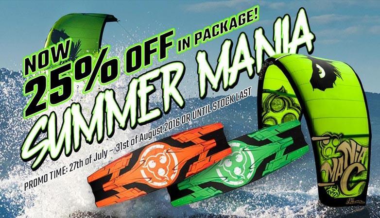 Summer Mania 2.0